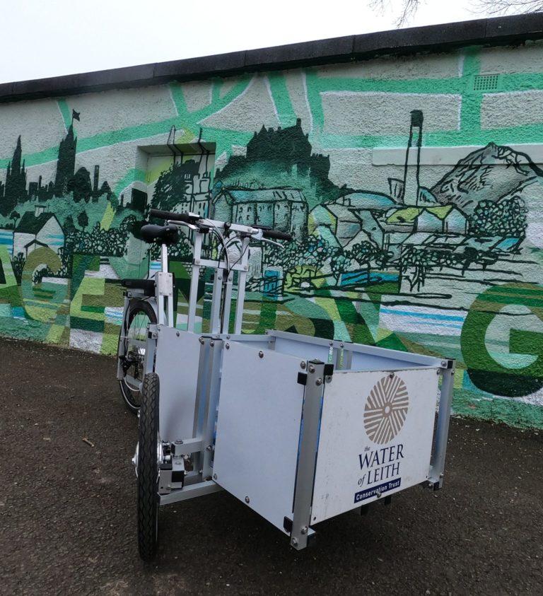 New Cargo Bike