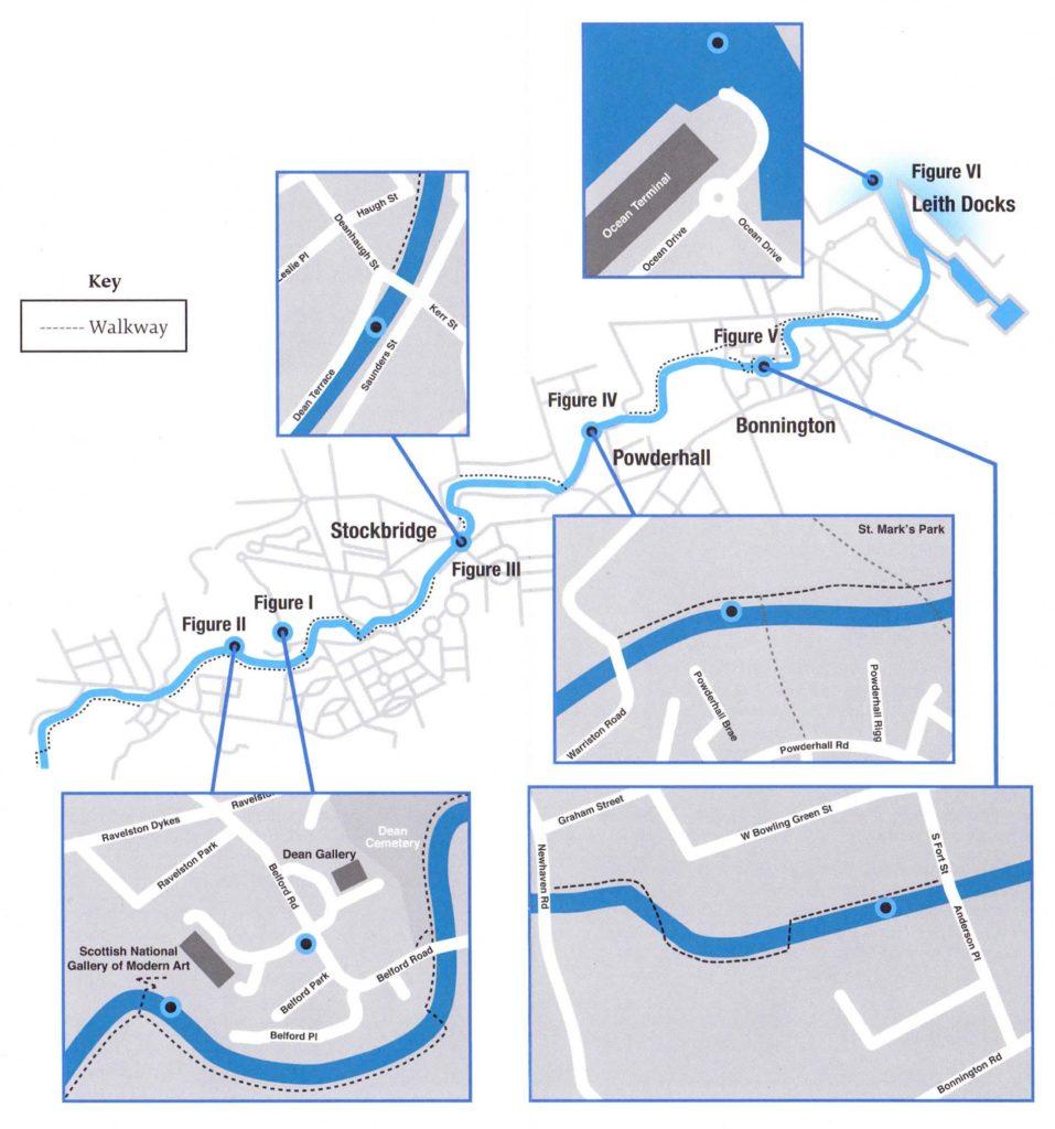 Gormley Statue Locations