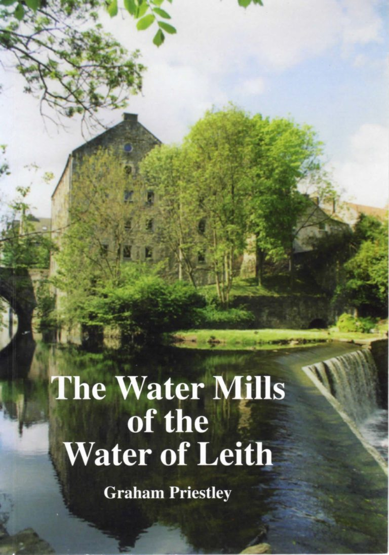 Graham Priestley - Water Mills of the Water of Leith