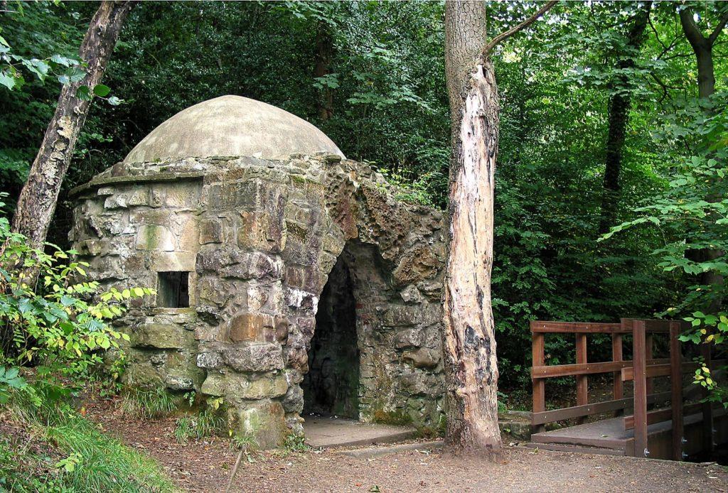 Grotto, Craiglockhart Dell
