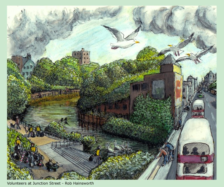 Coalie illustration